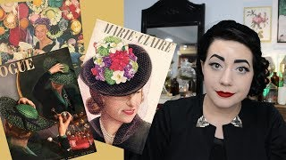 Wearing & Collecting Vintage Hats