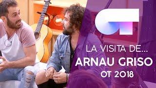 VISITA De ARNAU GRISO | OT 2018