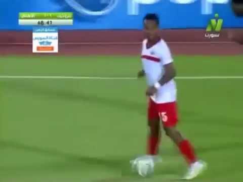 Shemeles Bekele touches VS AlAhly ملخص لمسات شيمليس بيكيلي أمام الأهلي