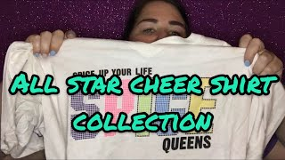 All Star Cheer Shirt Collection