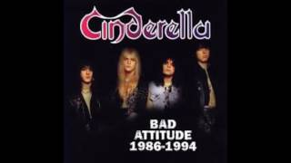 Cinderella Bad Attitude Shufle