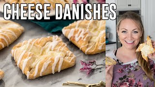 How To Make Cheese Danishes