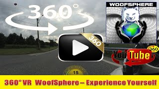 360 Videos | VR | Virtual Reality | WooFSphere | Zarro Rides The Motorcycle
