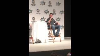 """Christian Kane Singing His Song, """"Thinking Of You"""" At Wizard World Comic Con St. Louis"""