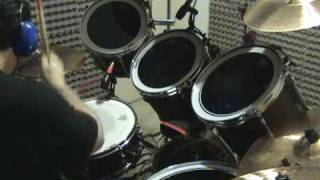 Lowdown and dirty (Cover de batería / Drum cover)
