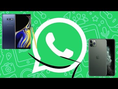Android'den iPhone'a WhatsApp transferi nasıl yapılır? (Yedekleme / Geri yükleme)