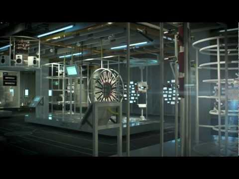 Google Commercial for Google Chrome, and Google Web Lab (2012) (Television Commercial)