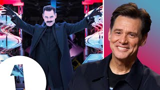 """""""I'm very hip-centric!"""" Sonic's Jim Carrey on his Dr. Robotnik dance moves."""