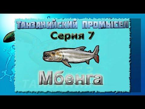 Русская Рыбалка 3.99 (Russian Fishing) Танзанийский промысел 7 - Мбенга