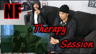 NF   Therapy Session   REACTION