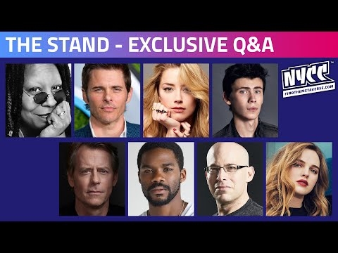 The Stand | Exclusive Q&A with Cast + Inside Look