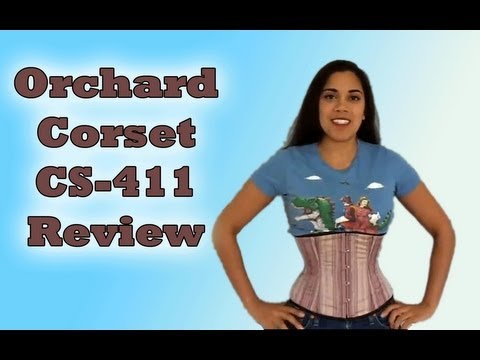 4b4f3794f22 Orchard Corset Maroon Underbust (CS-426) Review – Lucy s Corsetry