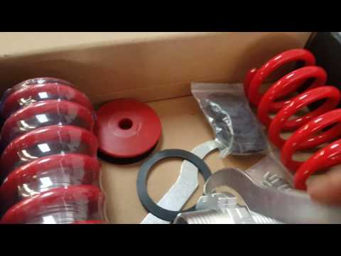 Universal COILSPRINGS /