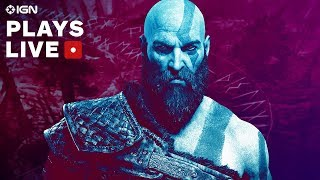 God of War: Review Discussion Livestream - IGN Plays Live