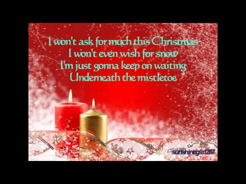 play on youtube - All I Want For Christmas Is You Youtube