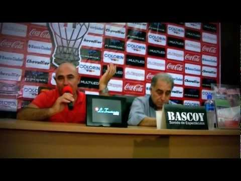 Conferencia Prensa Huracán 0 – Independiente (M) 1