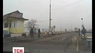 Озброєні чоловіки захопили блокпост ДАІ в Криму