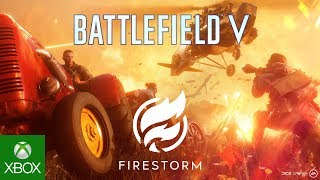 Battlefield V: Official Firestorm Trailer