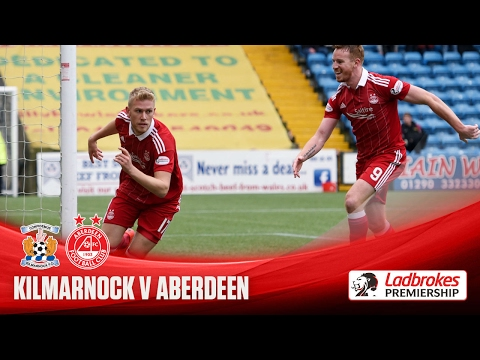 Dons rally late to stun Killie in Ayrshire