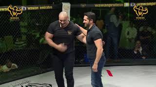 WAWAN MMA 2017 بويكا VSاندرتيكر
