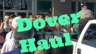 Dover Grand Opening Haul w/ Jazz + Q&A??