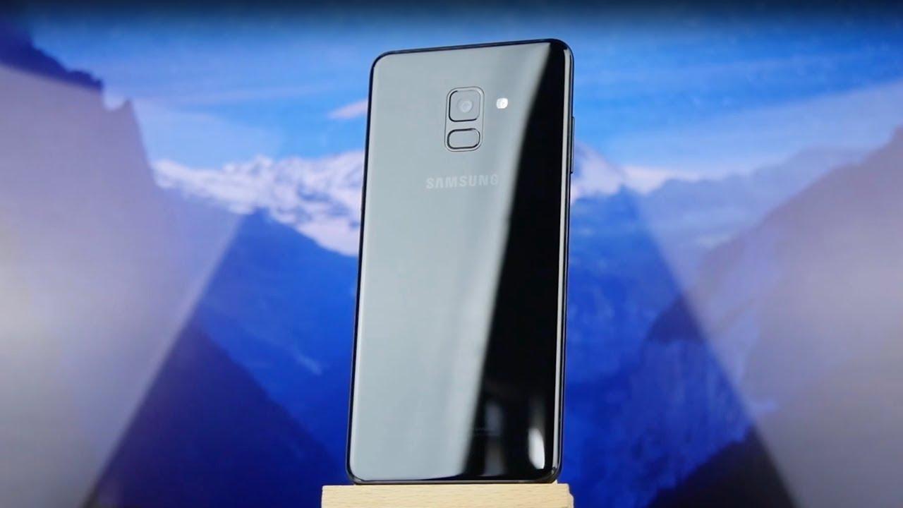 Samsung Galaxy A8+ 2018 A730F 4/32Gb Black (SM-A730FZKDSEK) video preview
