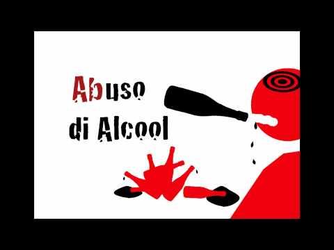 Influenza di alcool. dipendenza alcolica