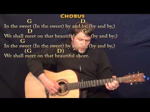 Sweet By And By Fingerstyle Guitar Cover Lesson In G With Chords