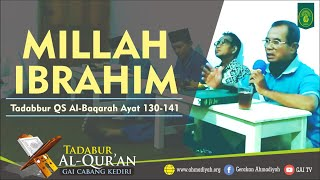 Ibrahim bukan Yahudi, bukan pula Nasrani