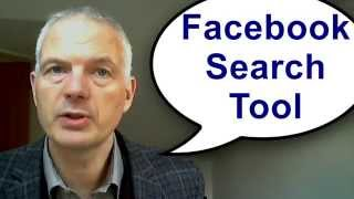 Installing Facebook Search
