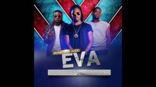 Eva (Official Audio) - Slick Stuart & Roger, Ykee Benda
