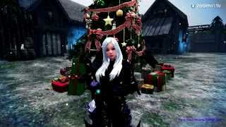 Vindictus mabinogi heroes succubus queen outfit avatar shop most vindictus mabinogi heroes merry christmas with arisha 2014 negle Gallery
