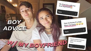 The ULTIMATE guide to boys & relationships
