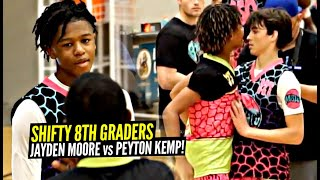 SHIFTY 8th Graders Are UNBELIEVABLE!! Peyton Kemp & Jayden Moore Went CRAZY at MSHTV Camp!
