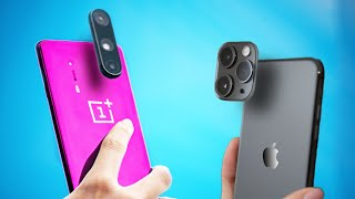 OnePlus 8 Pro vs Apple iPhone 11 Pro: Don't Be Fooled