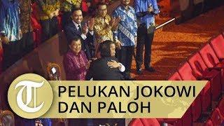 Video Pelukan Erat Jokowi-Surya Paloh dan Tegaskan Hubungan Baik Koalisi