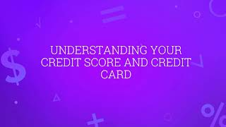 Budget Game Tutorial – Understanding Your Credit Score and Credit Card