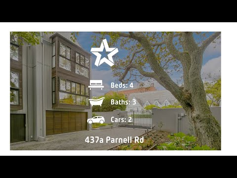437a Parnell Road, Parnell