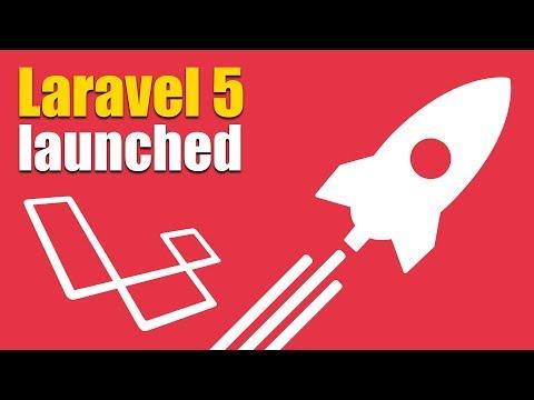 Launching Laravel 5 | Projects In Laravel | Promo | Eduonix
