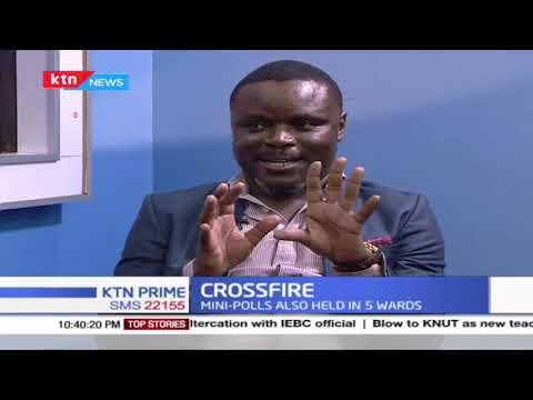 CROSSFIRE: Dissecting recent by-elections & what it means to future of Kenya's politics | Part 2
