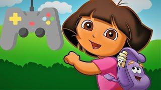 Dora the Explorer - Backpack Adventure (PC) (2002)