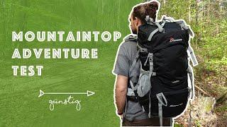 Mountain Top Adventure | Der günstige Trekkingrucksack im Test (Packwild Review)