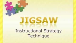JIGSAW - Collaborative Instructional Strategy