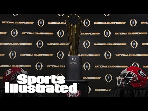 Protests Planned For President Trump At College Football Championship   SI Wire   Sports Illustrated