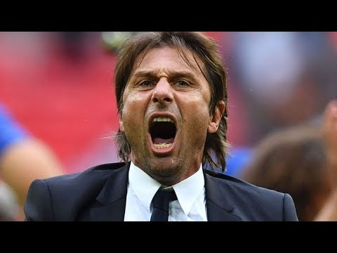 Antonio Conte Angry Compilation
