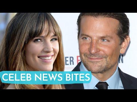 Bradley Cooper And Jennifer Garner Have FLIRTY Beach Date Sparking Couple Rumors!