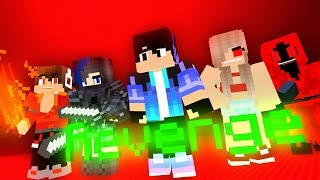 Revenge [ Bleed ] - Axol & The Tech Thieves  (A Minecraft Bully Story Music Video) #10