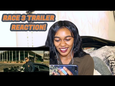 Race 3  Trailer | Salman Khan | Remo D'Souza | REACTION!