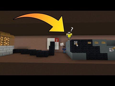 TROLLING A PRO SEEKER in Minecraft Hide and Seek