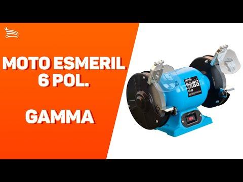 Motoesmeril de Bancada 6 Pol. 350W Bivolt - Video